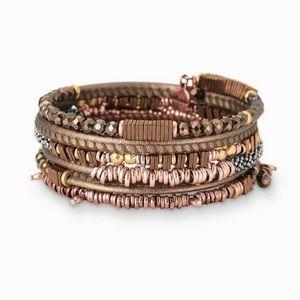 Jewelry - Stella & Dot Jarne Coil Bracelet